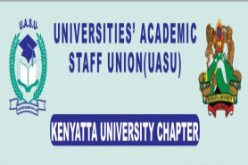UASU ,KU CHAPTER VOTER REGISTER