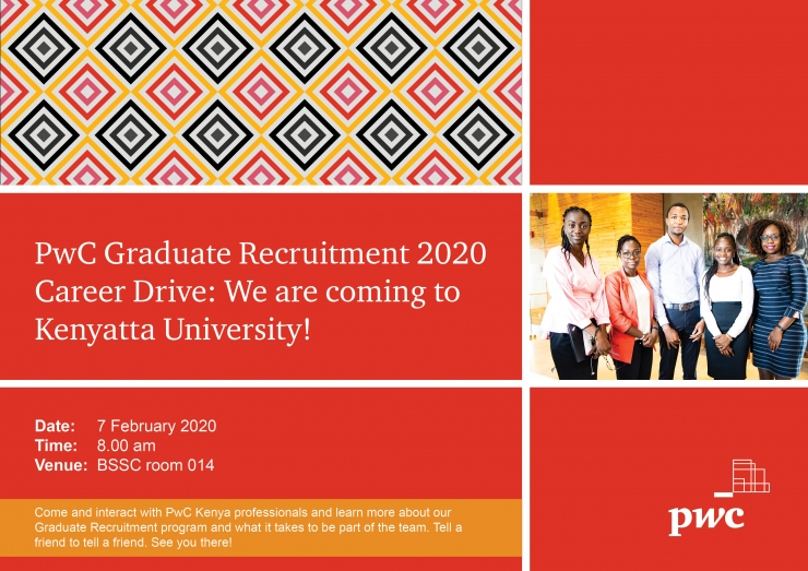 PwC Graduate Recruitment 2020