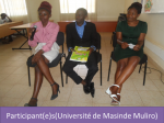 Kenyatta University and the Agence Universitaire de la Francophonie(Agency of Francophonie Universities)6